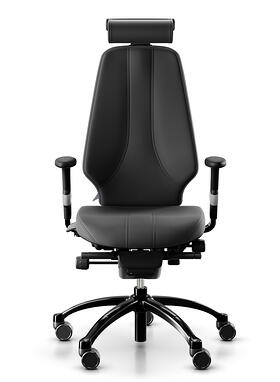 Black RH Logic chair profile