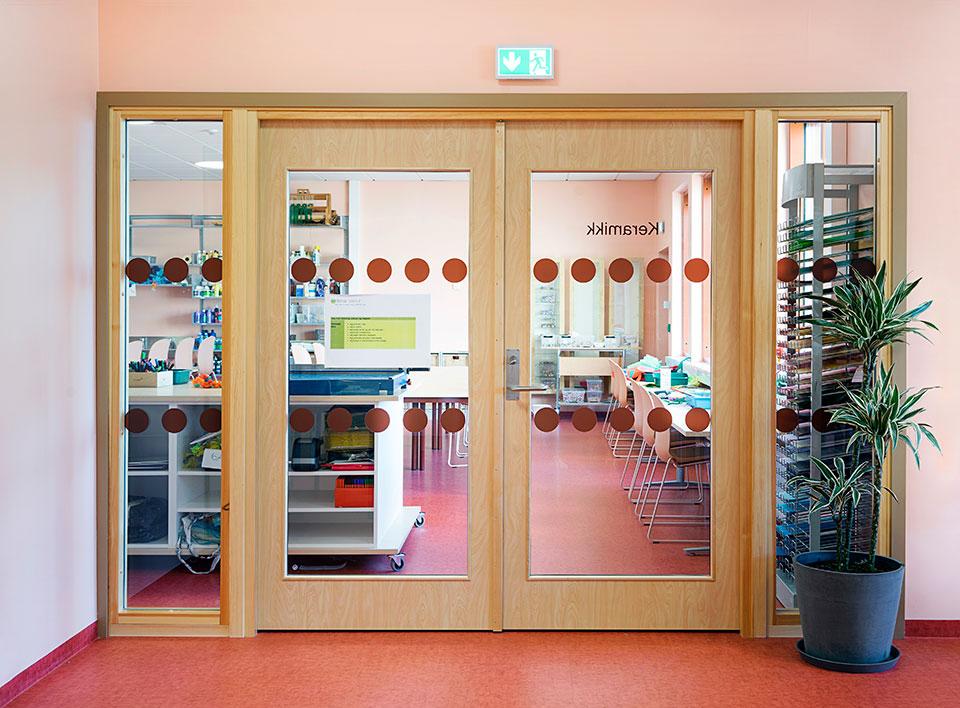 Hebekk school creative area