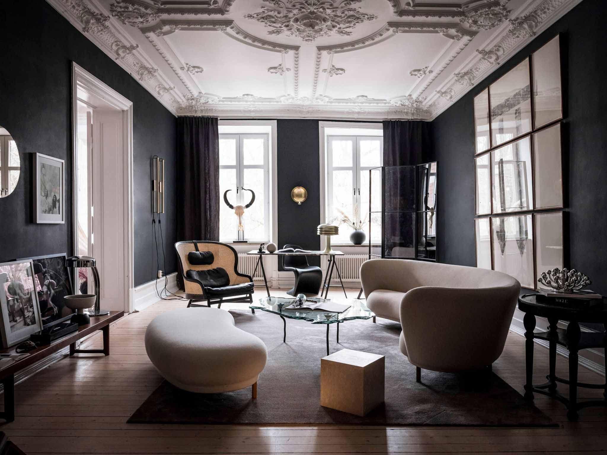 interior of mouche collective interior design shop