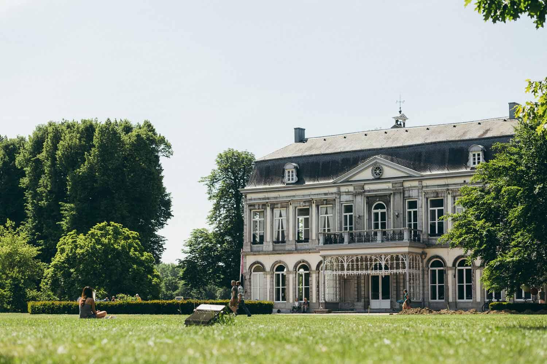 exterior photo of Vaeshartelt hotel in Maastricht