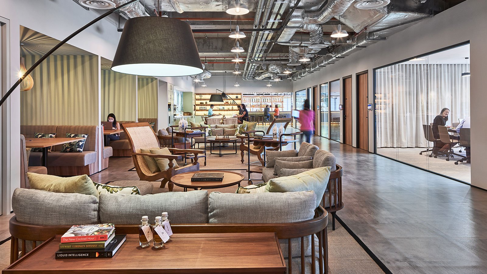 diageo office interior image in singapore