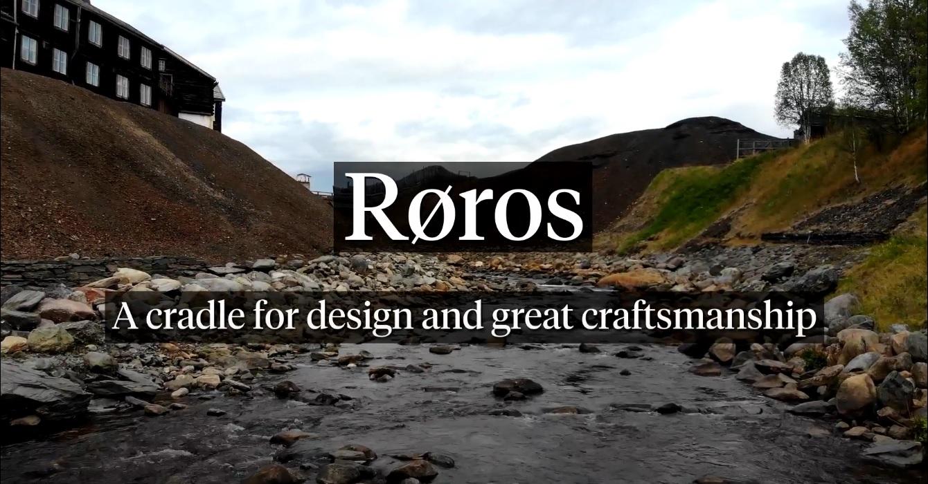 screenshot of roros video by HÅG