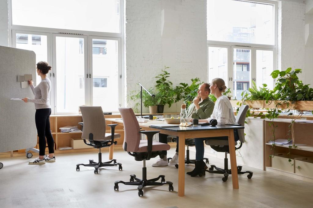 HAG Creed workplace